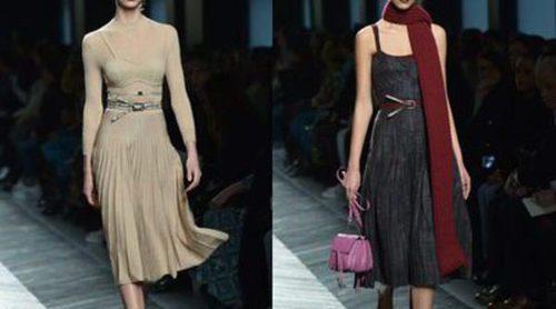 Bottega Veneta se inspira en el armario masculino para vestir a la mujer del otoño/invierno 2016/2017