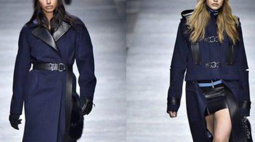 Versace y los rostros de las modelos más top del momento presentan en Milán el otoño/invierno 2016/2017