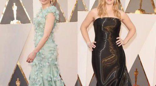 Cate Blanchett, Kate Winslet, Heidi Klum y Margot Robbie, las peor vestidas de los Oscar 2016