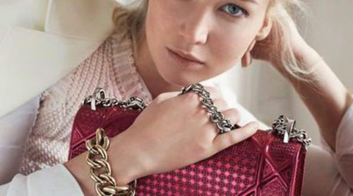 Jennifer Lawrence repite para Dior en la campaña primavera/verano 2016