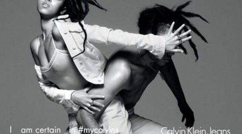 FKA twigs y Calvin Klein Jeans unen su fuerzas en la campaña de primavera/verano 2016