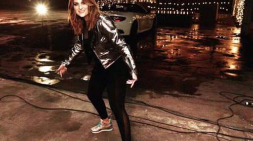 Meghan Trainor repite como imagen de Skechers: así es su segunda campaña