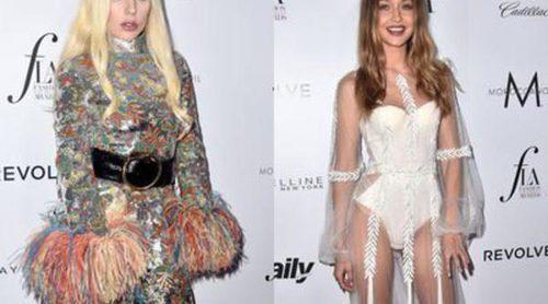 Lady Gaga y Gigi Hadid se cuelan entre las peor vestidas de la semana