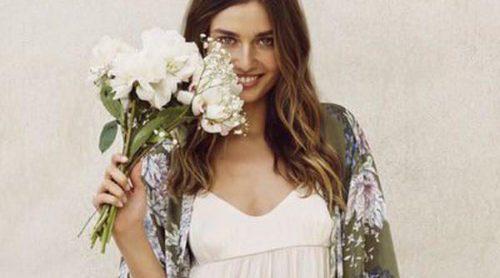Una explosión floral para la colección lencera Happy Mum de Etam para primavera 2016