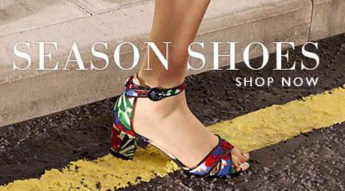 Los divertidos colores de la primavera inundan la colección de zapatos de L.K Bennet