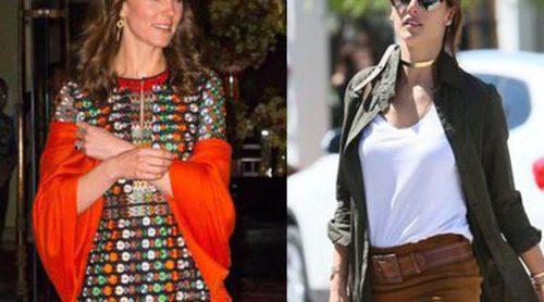 Kate Middleton en Bhutan y Alessandra Ambrosio luciendo piernas, los mejores looks de la semana