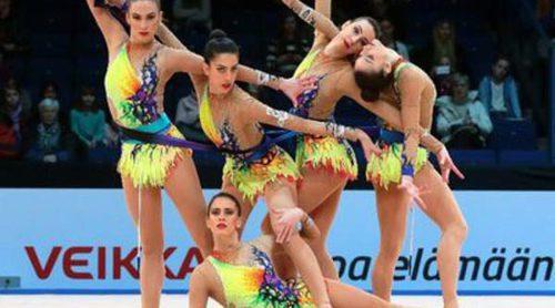 Oysho viste al equipo de gimnasia rítmica español para los Juegos Olímpicos de Rio 2016