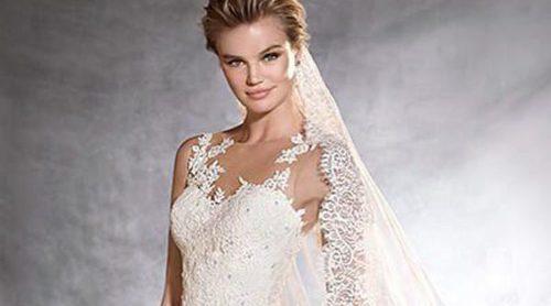 Pronovias desvela un avance de su colección de vestidos de novia 2017