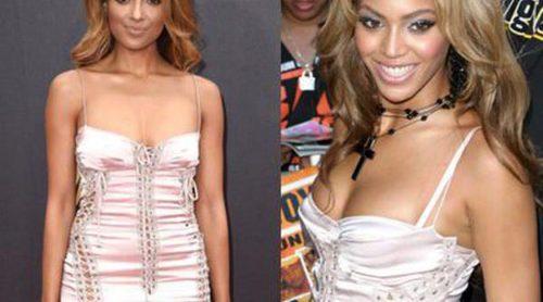 Kat Graham vs Beyoncé: ¿quién luce mejor el mismo vestido pero con 13 años de distancia?