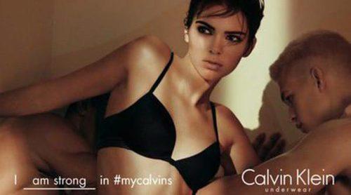 Calvin Klein cuestiona a Kendall Jenner como imagen de su marca