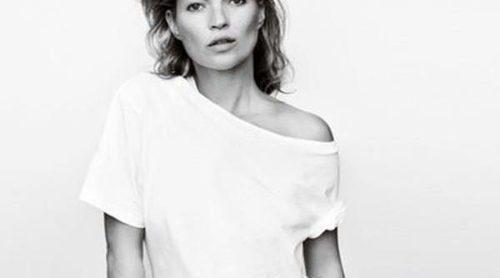 Kate Moss y Naomi Campbell posan juntas para Ralph Lauren para luchar contra el cáncer
