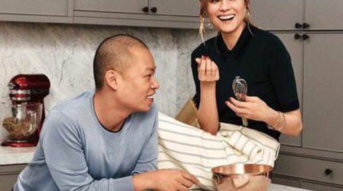 Jason Wu lanza su nueva línea Grey de la mano de Diane Kruger