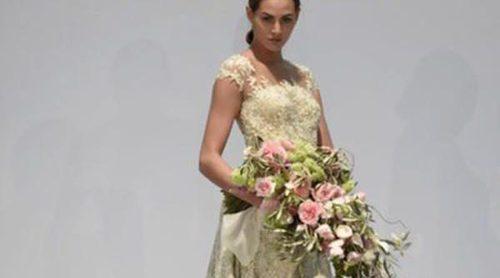 Las novias de Hannibal Laguna abren la tercera edición de Pasarela Costura España
