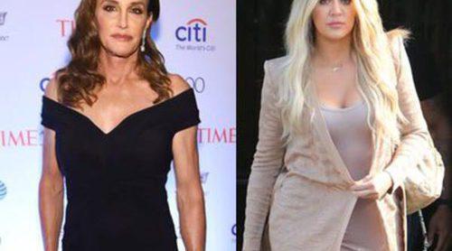 Caitlyn Jenner y Khloe Kardashian compiten por ser la mejor vestida de la semana