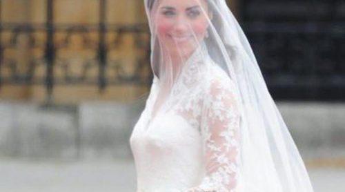 La polémica del vestido de boda de Kate Middleton: ¿plagió Sarah Burton el modelo?