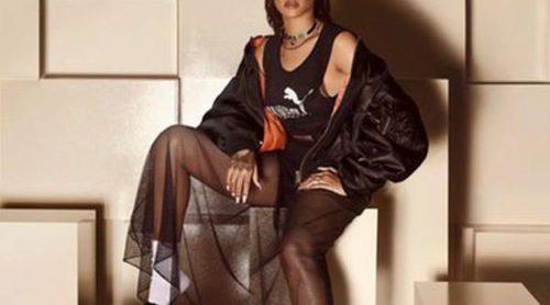 Rihanna se alza como la reina de Ebay con su nueva colección de 'Fur Slides'