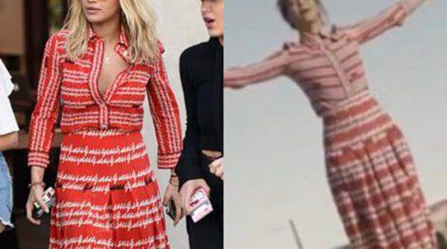 Beyoncé vs Rita Ora: ¿quién luce mejor este vestido Gucci?