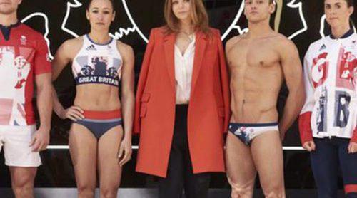 Stella McCartney viste al equipo olímpico británico para los Juegos Olímpicos de Rio 2016