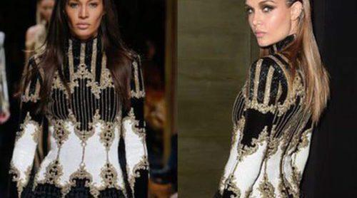 Joan Smalls y Josephine Skriver, dos modelos y un mismo Balmain: ¿quién lo luce mejor?