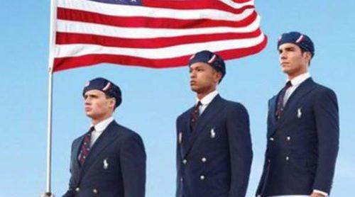 Los equipos olímpicos con los uniformes más chic: Ralph Lauren, Armani o Stella McCartney