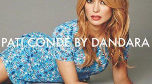 'Pati Conde by Dandara', la nueva aventura de Patricia Conde en el diseño de moda
