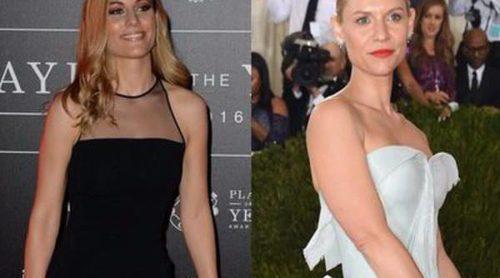 Claire Danes, Edurne y Rachel McAdams han sido las mejor vestidas de la semana