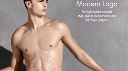 Así es la colección 'Logotipo' de bañadores para hombre de Calvin Klein