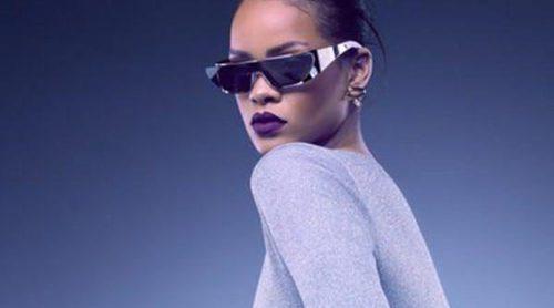 Rihanna ficha por Dior para lanzar su colección de gafas de sol con aires futuristas
