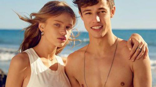 'White Series Collection', la cápsula de Calvin Klein protagonizada por el 'Vine boy' Cameron Dallas