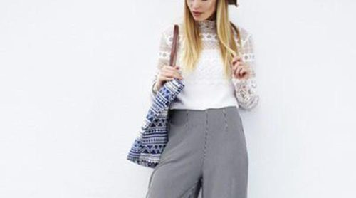 Culottes: guía de estilo sobre este tipo de pantalón