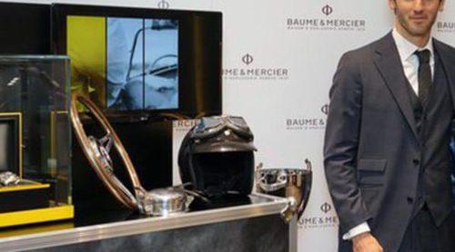 Esteban Granero apuesta por el futuro a través de la nueva campaña de relojería  Baume&Mercier
