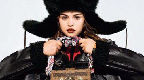 Selena Gomez se convierte en embajadora de la línea 'Series 5' de Louis Vuitton