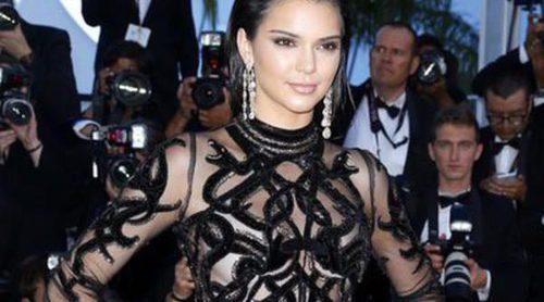 Kendall Jenner triunfa con Marc Jacobs en su nueva campaña 'oscura y creepy'