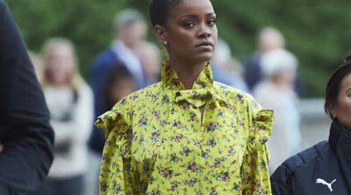 Rihanna, Kate Moss y Emma Roberts encabezan la lista negra de la moda esta semana
