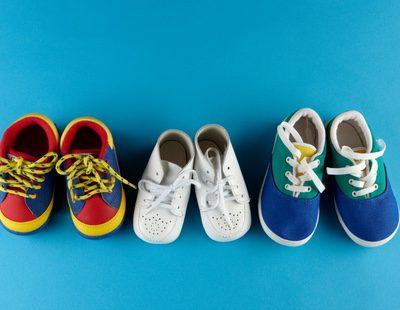 Cómo elegir el calzado de los niños en verano