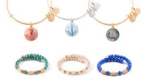 El mar y sus habitantes han inspirado a 'Alex and Ani' en su nueva colección de accesorios