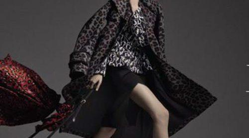 Julia Nobis, auténtica musa en movimiento de la nueva colección de otoño/invierno 2016 de Dior