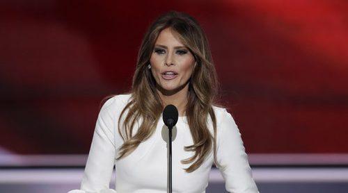 Habemus influencer: El vestido de Melania Trump se agota en menos de 24 horas