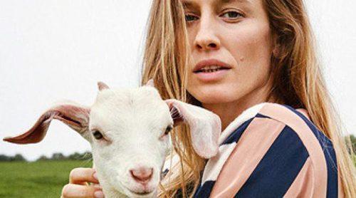 Stella McCartney anuncia en su campaña más eco-friendly el uso de cachemir reciclado