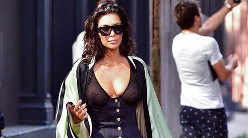 Kim Kardashian, Salma Hayek y Lola Ponce fracasan entre las peor vestidas de la semana