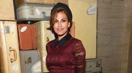 Eva Mendes presenta por primera vez su colección en la Semana de la Moda de Nueva York