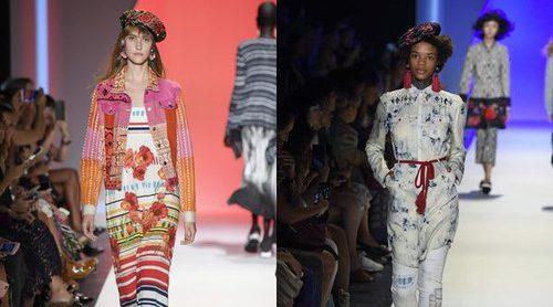 Desigual presenta en la Semana de la Moda de Nueva York su colección primavera/verano 2017