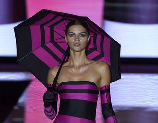 Andrés Sardá representa las cuatro estaciones en la Fashion Week de Madrid