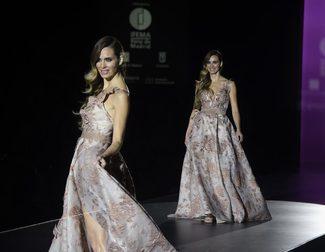 '+34', sofisticación pura en la colección primavera/verano 2017 de Hannibal Laguna en Madrid Fashion Week