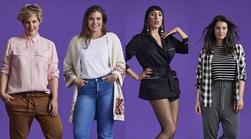 Mango presenta una campaña reivindicativa protagonizada por Tania Llasera y Rossy de Palma