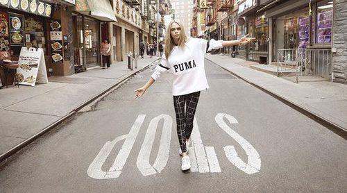 Puma lanza una nueva campaña con Cara Delevingne como imagen y Rihanna como directora creativa