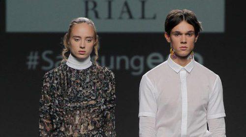 Elena Rial y su colección amish 'Rumspringa' se alza como ganadora del Ego de Madrid Fashion Week