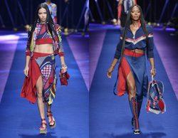 El estilo casual llega a la Milán Fashion Week con la primavera/verano 2017 de Versace