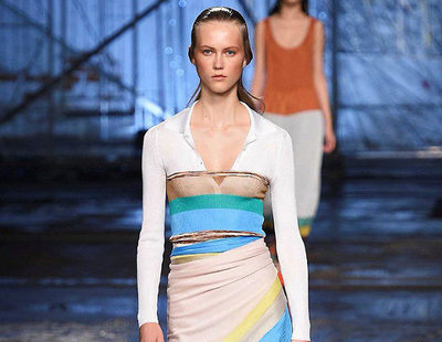 Colores y un viaje a África en la colección primavera/verano 2017 de Missoni para Milán Fashion Week