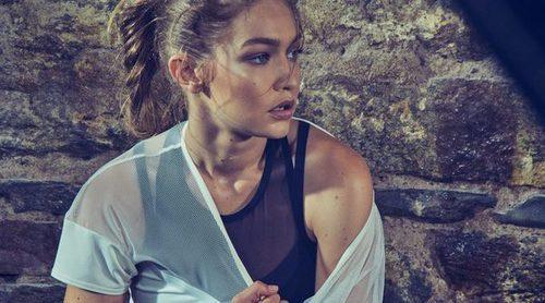 Reebok lanza una nueva campaña muy positiva con Gigi Hadid como protagonista